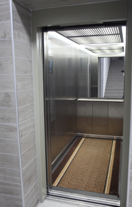 Lift in Prishtina 22