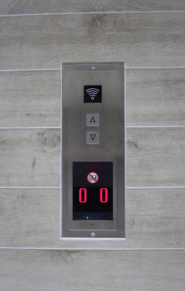 Lift in Prishtina 25