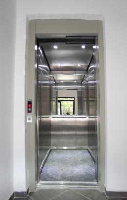 Lift in Prishtina 36