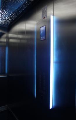 Lift in Prishtina 14