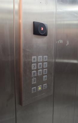 Lift in Prishtina 5