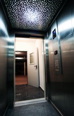Lift in Prishtina 9